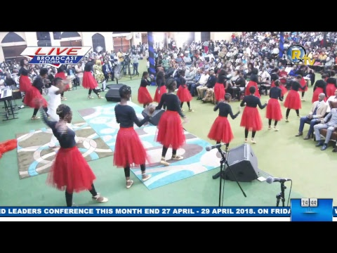 ANOINTING OIL LIVE SERVICE – 29 APRIL 2018 Part 2