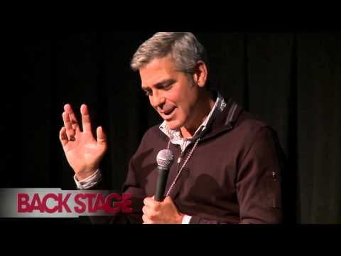 Interview with George Clooney (Part 1)