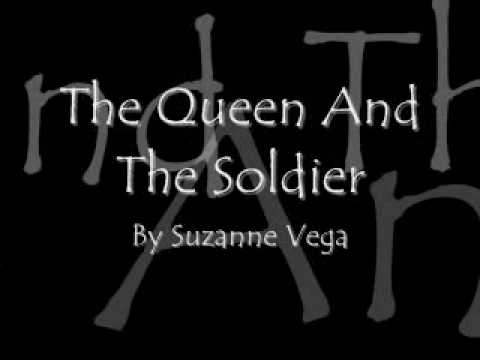The Queen and the Soldier ~ Suzanne Vega [Lyrics]