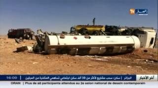 6 قتلى و 19 جريح في حادث مرور خطير بالمنيعة