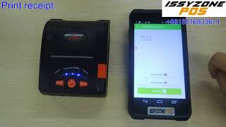 Sku:imp001 ipda014 http://www.issyzonepos.com/imp001-bluetooth-thermal-printer-for-android-and-ios-50mm-diameter-new_p348.html http://www.issyzonepos.com/tou...