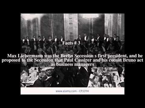 Berlin Secession Top # 5 Facts