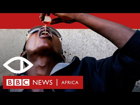 Sweet sweet codeine: Nigeria's killer cough syrup crisis - Full documentary - BBC Africa Eye