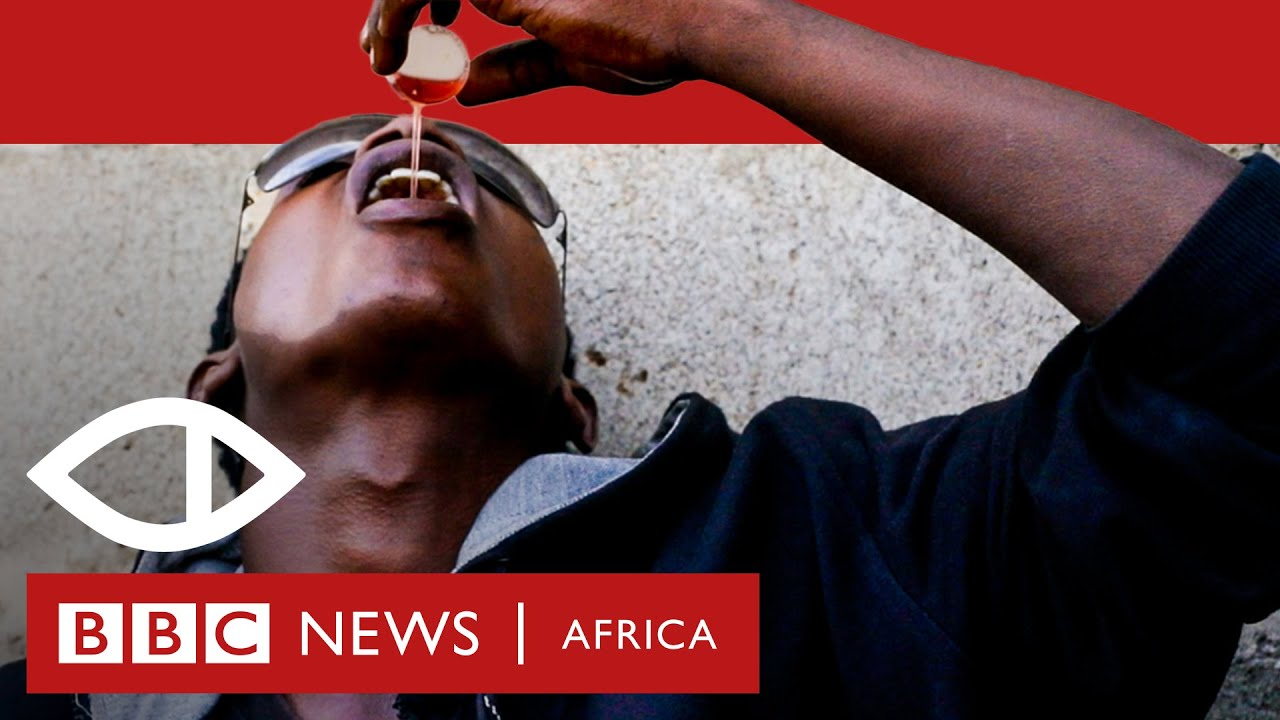 Download Sweet sweet codeine: Nigeria's cough syrup crisis - BBC Africa Eye documentary