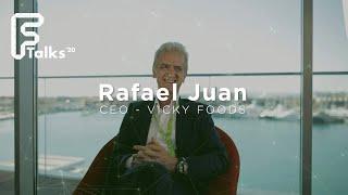 Entrevista a Rafael Juan - CEO de Vicky Foods - Ftalks'20 (KM ZERO Food Innovation Hub)