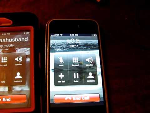 Merge Iphone Calls