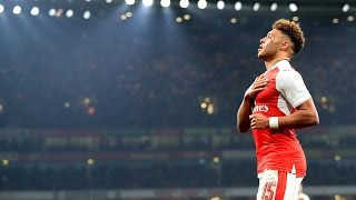 arsenal vs reading 2 0   player rating   ox steps up
