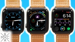 Apple Watch: 3 Watch Faces You NEED To Use!