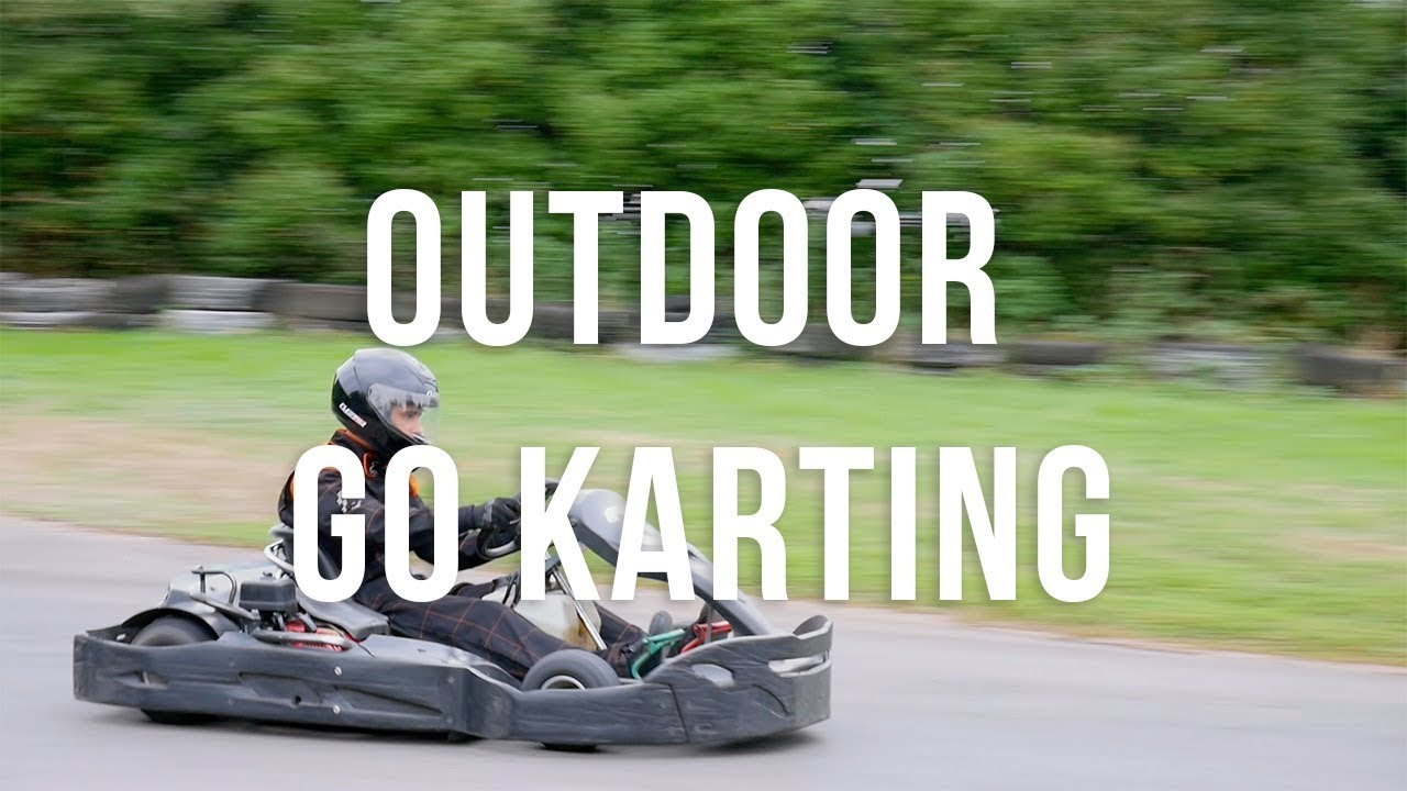 Go Karting Outdoor Stag Activity in Bristol | StagWeb