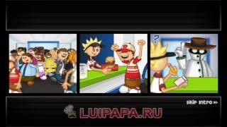 Играть в Папа Луи 2: Атака Гамбургеров