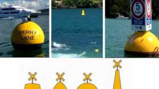 Buoys & Beacons - Boat Safety in NZ - Maritime New Zealand