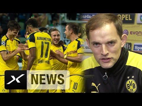 Thomas Tuchel über Marco Reus, Ingolstadt und das Verletzungsdilemma | Borussia Dortmund