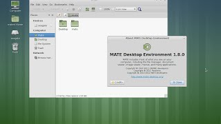 DEBIAN 8.2 MATE  (LINUX) on A MEDION AKOYA (or ANY) NETBOOK (LAPTOP) Review - 2015