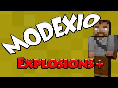 Modexio - Explosions +