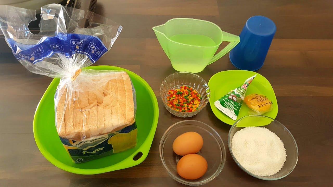 Bahan Dan Cara Membuat Bolu Kukus Roti Tawar Mudah Resep Bunda Fika