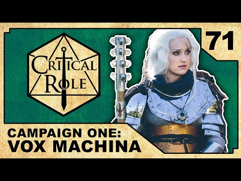 Vorugal | Critical Role RPG Show Episode 71