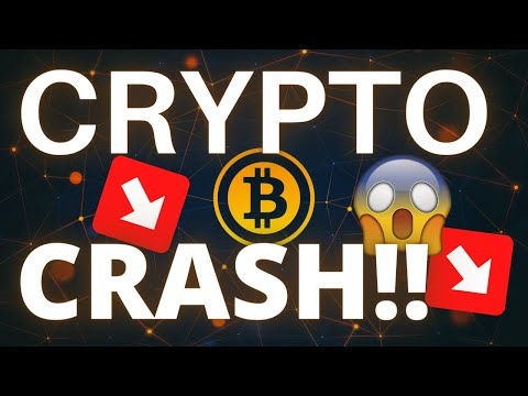 WILL BITCOIN (BTC) AND CRYPTO MARKETS KEEP CRASHING!?