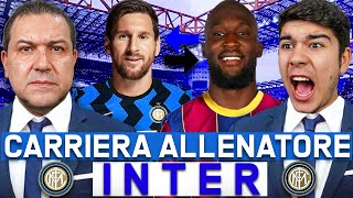 MESSI ALL'INTER e LUKAKU AL BARCELLONA!! CHE COLPI! CARRIERA ALLENATORE INTER SU FIFA21 (Ep.1/5)