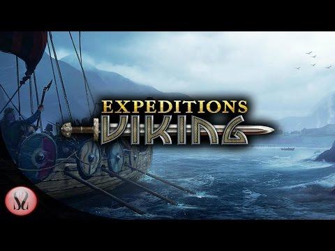 Expeditions: Viking Gameplay |