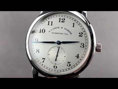 A. Lange \u0026 Sohne 1815 206.025 A. Lange \u0026 Sohne Watch Review