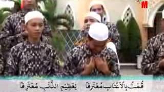 birosulillah  Wal Badawi (laskar cinta)