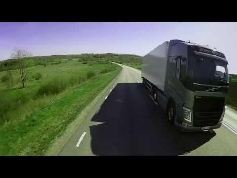 """Hộp số li hợp kép của xe tải Volvo """"Seamless gear changes with the new I Shift Dual Clutch"""""""