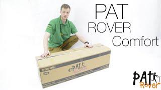Электросамокат PAT ROVER COMFORT