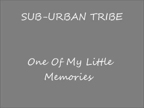 SUBURBAN TRIBE  One Of My Little Memories