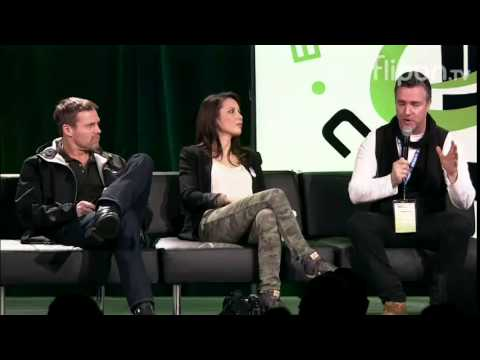 ECCC 2013: THROUGH THE STARGATE WITH LEXA DOIG, MICHAEL SHANKS, AND PAUL MCGILLION