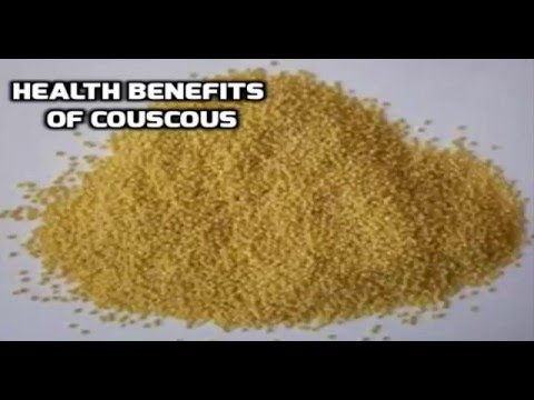 Health Benefits Of Couscous