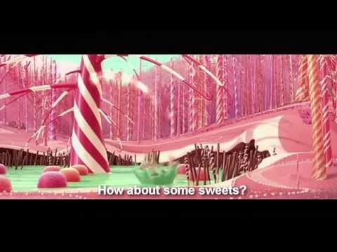 sugar rush - wreck-it Ralph music video