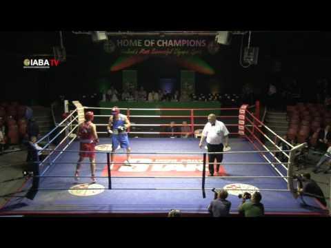 John Joyce v Tony Brown 75kg