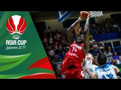 Top 5 Plays - Day 5 - FIBA Asia Cup 2017 (VIDEO)