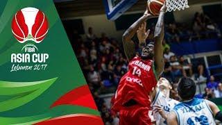Top 5 Plays - Day 5 - FIBA Asia Cup 2017