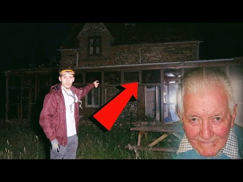 I Spent The Night EXPLORING The MOST Evil House In The UK! (OVERNIGHT CHALLENGE)