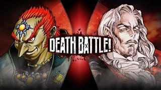 Download Ganondorf VS Dracula (Zelda VS Castlevania) | DEATH BATTLE! Mp3 and Videos