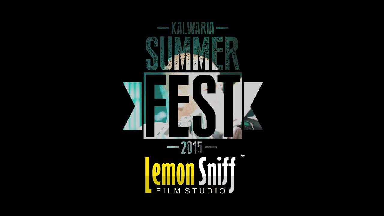 Kalwaria Summer Fest 2015 - Rowery Scena Burgery | Lemon Sniff |