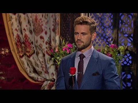 "The Bachelor Nick Viall ""Rose Ceremony E 4"""