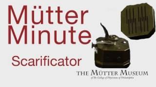 Mütter Minute: Scarificator