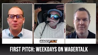 MLB Picks and Predictions | Free Baseball Betting Tips | WagerTalk's First Pitch for April 2