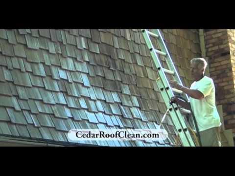 Cedar Roof & Shingles Siding Cleaning Omaha Nebraska | Sullivan Roof Cleaning