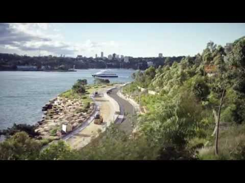 A place for people: The Making of Barangaroo