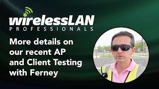 Ferney Interview about Testing Procedures