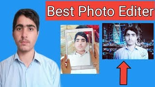 Best photo Editer, All Effect Background Change Make Videos Short Clips