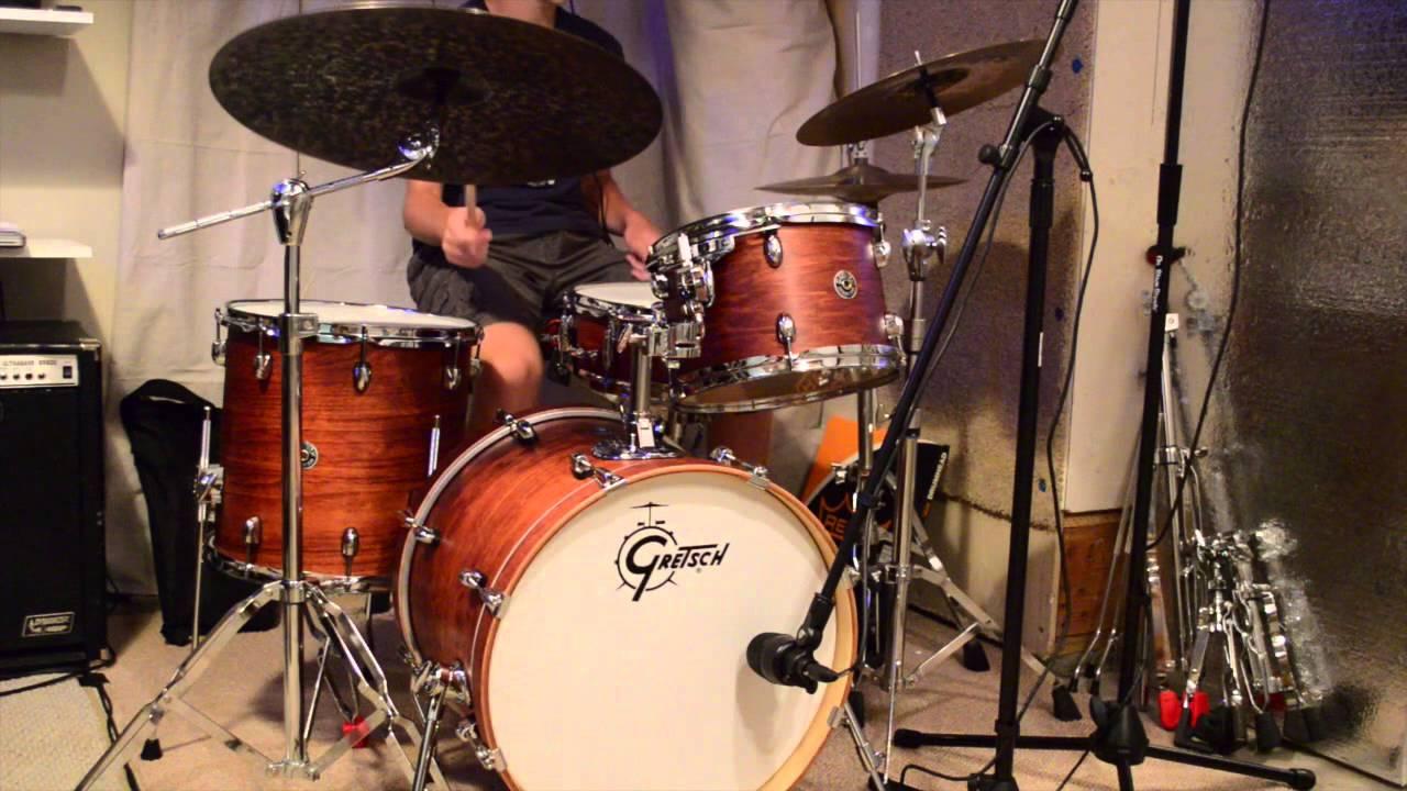 Gretsch Catalina Club Jazz - YouTube