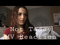 Not Today - BTS MV Reaction