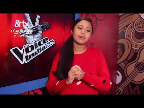Meet Neelanjana Ray | The Voice India Kids