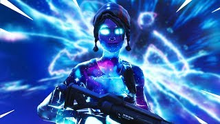 So I Got The Female Galaxy Skin For FREE In Fortnite..!