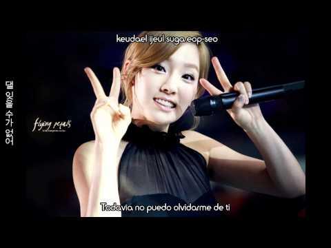 Taeyeon - Missing You Like Crazy [sub español]