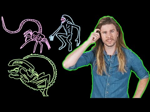 Alien Xenomorph Biology Explained! (Because Science w/ Kyle Hill)